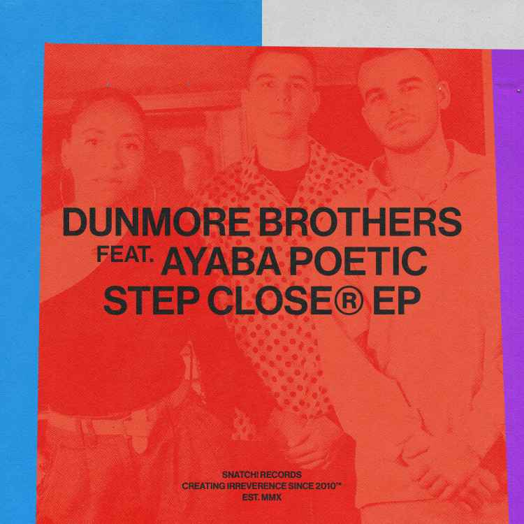 Dunmore Brothers StepCloser EP March 2021