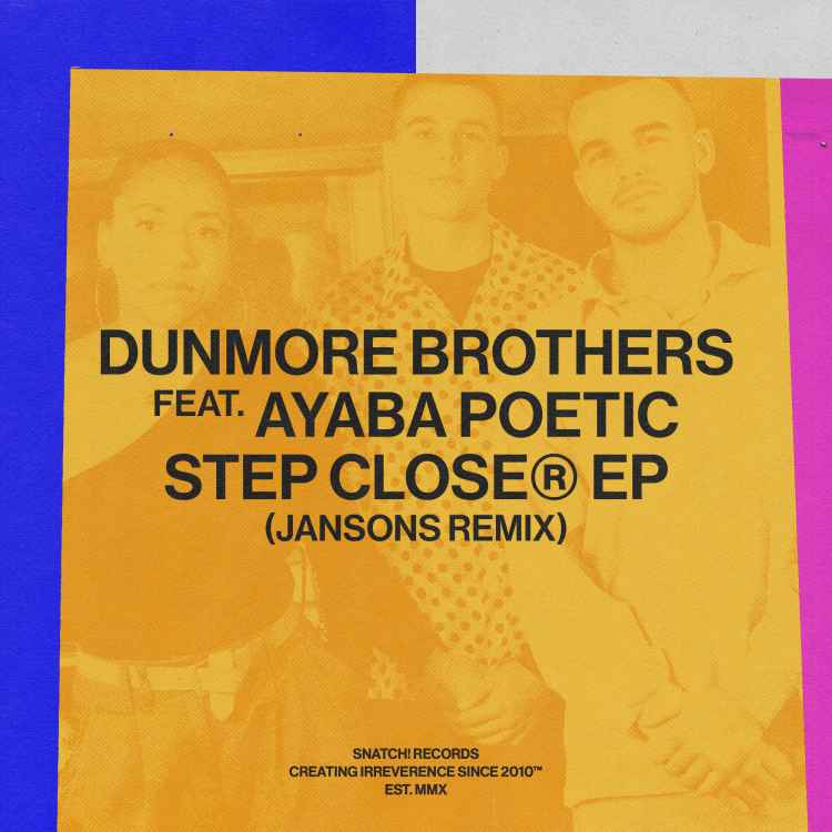 Dunmore Brothers StepCloser JANSONS REMIX