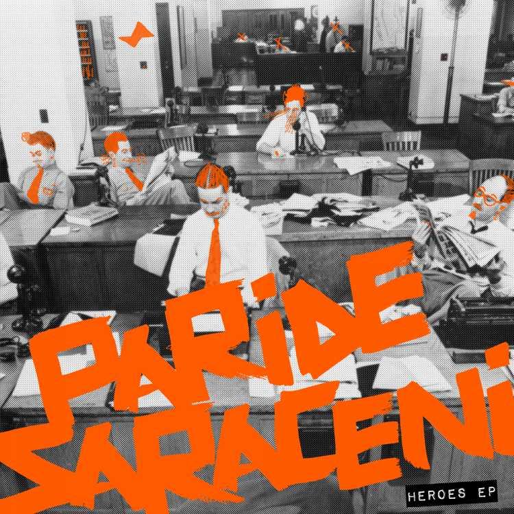 Paride Saraceni Heroes EP