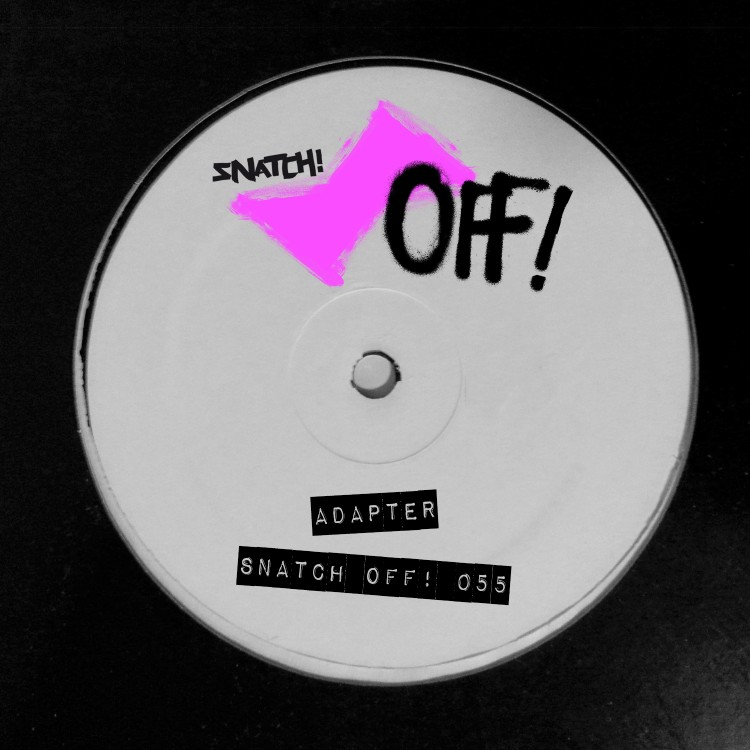 SNATCHOFF055 EP Cover