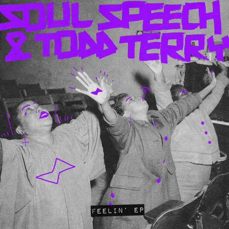 SOUL SPEECH  TODD TERRY  FEELIN EP