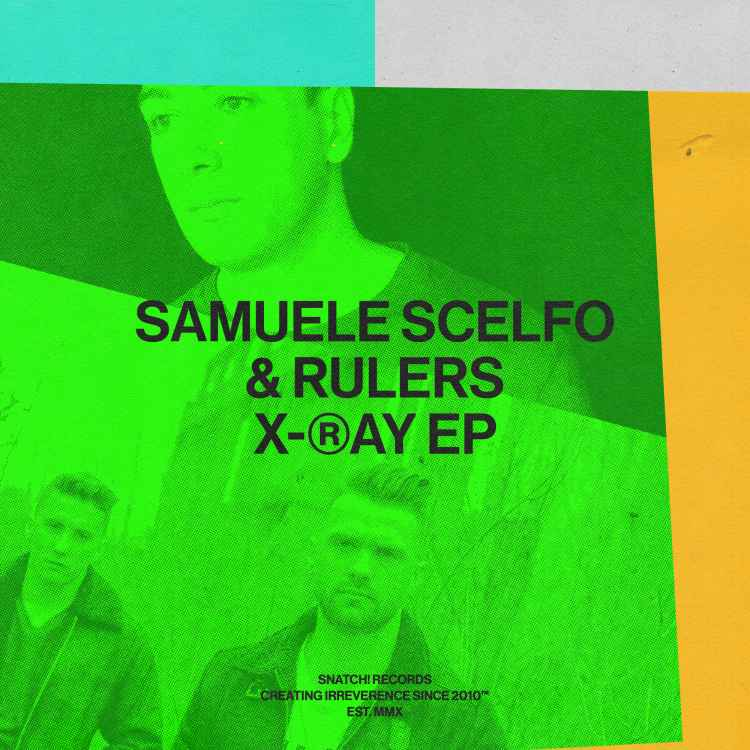 SS  Rulers Xray EP