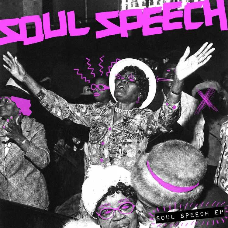 SS Soul Speech EP
