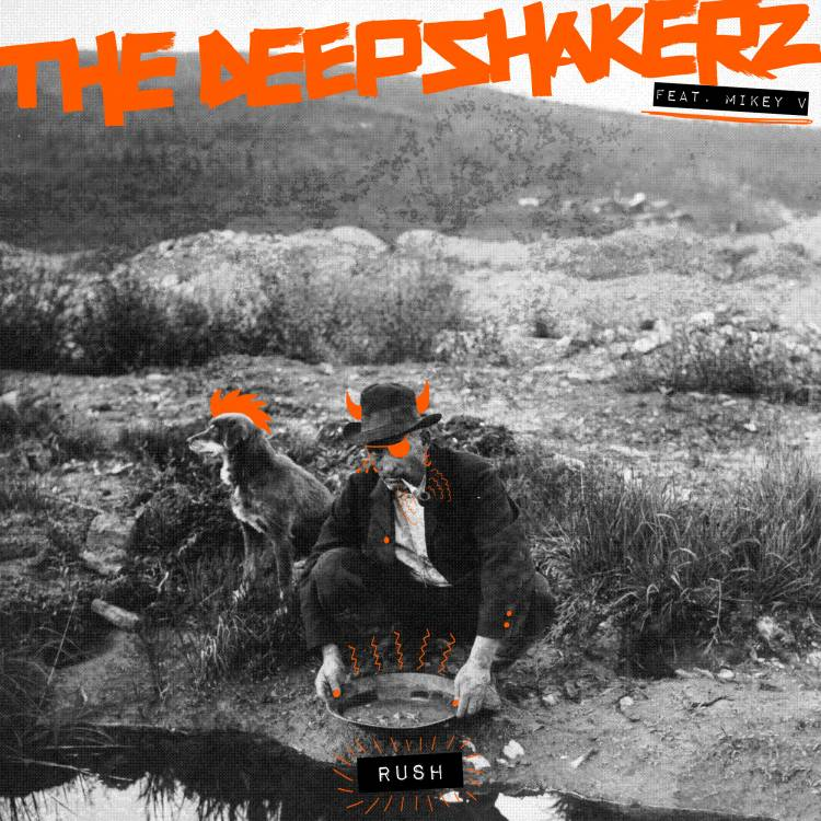 The Deepshakerz feat Mikey V   Rush